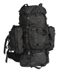"Czarny plecak ""Teesar®"" 100 litrów"