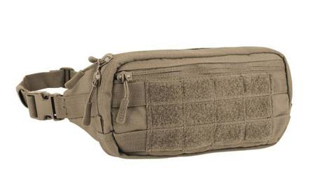Nerka Fanny Pack MOLLE - Coyote Brown - Mil-Tec
