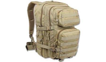 Plecak Large Assault Pack - Coyote Brown - Mil-Tec