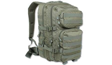 Plecak Large Assault Pack - Zielony - Mil-Tec