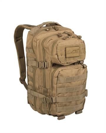 Plecak taktyczny Assault 20l Coyote- Mil-Tec