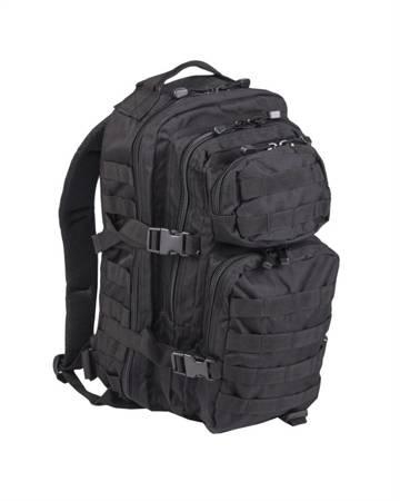 Plecak taktyczny Assault 20l czarny - Mil-Tec
