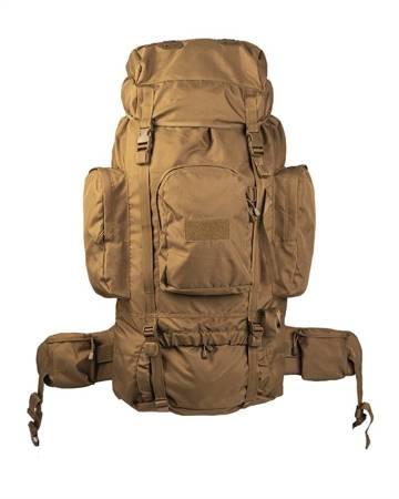 Plecak turystyczny Recom 88l Coyote- Mil-Tec