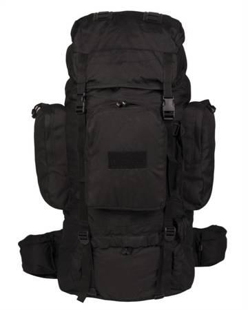 Plecak turystyczny Recom 88l czarny - Mil-Tec