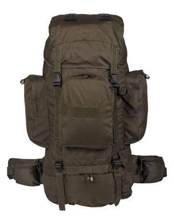 Plecak turystyczny Recom 88l oliwkowy - Mil-Tec