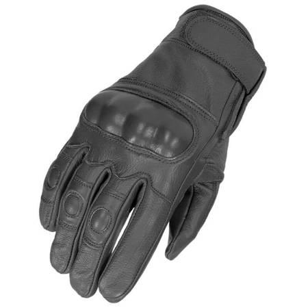 Rękawice taktyczne CQB III generacji czarne - Mil-Tec