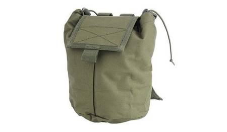 Składana torba zrzutowa - Zielony  - Mil-Tec