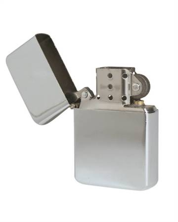 Zapalniczka metalowa - Mil-Tec